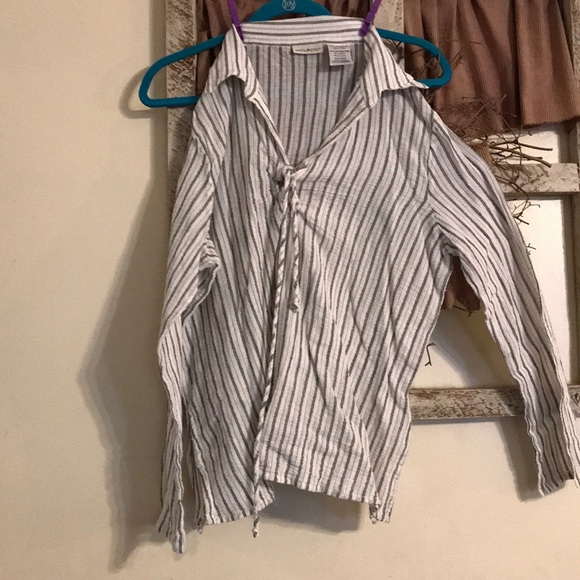 White Stag Tops - White Stag dress shirt